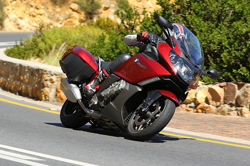 BMW K1600GT and GTL press launch