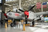 P38 in Evergreen Museum, Sony A7r, Minolta 35-70 f4