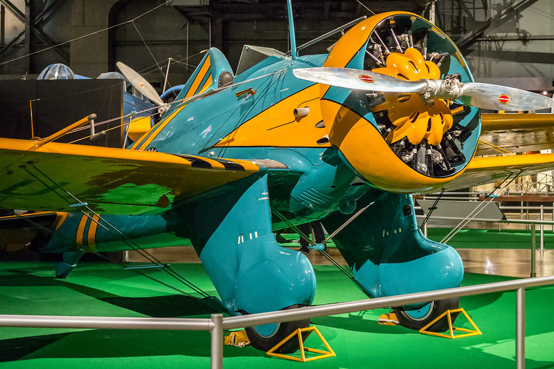 USAF Museum, Sony RX1, ISO 3200