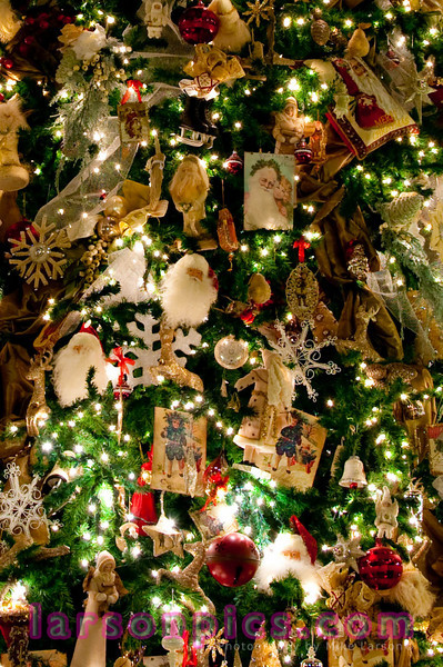 Hotel Del Coronado Christmas Tree