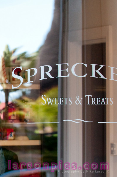 Spreckels Candy Store