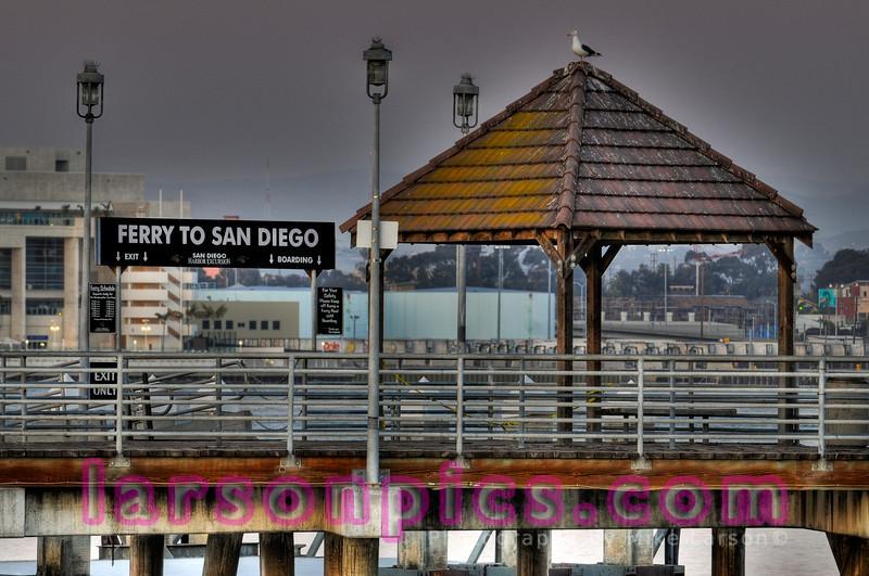 San Diego Ferry from Coronado Island