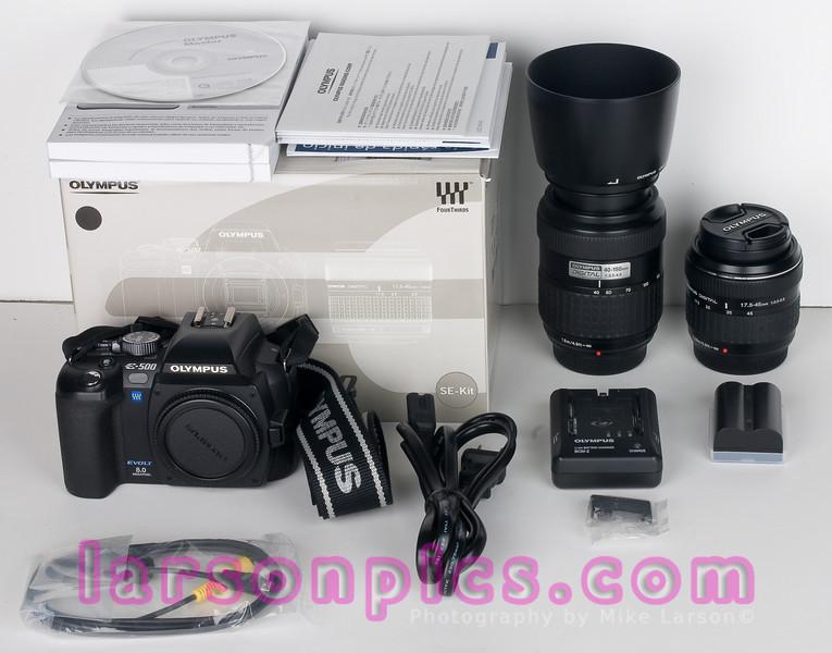 Old Camera setup