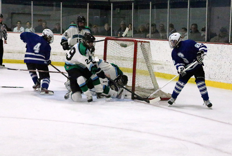 3rd period action 11