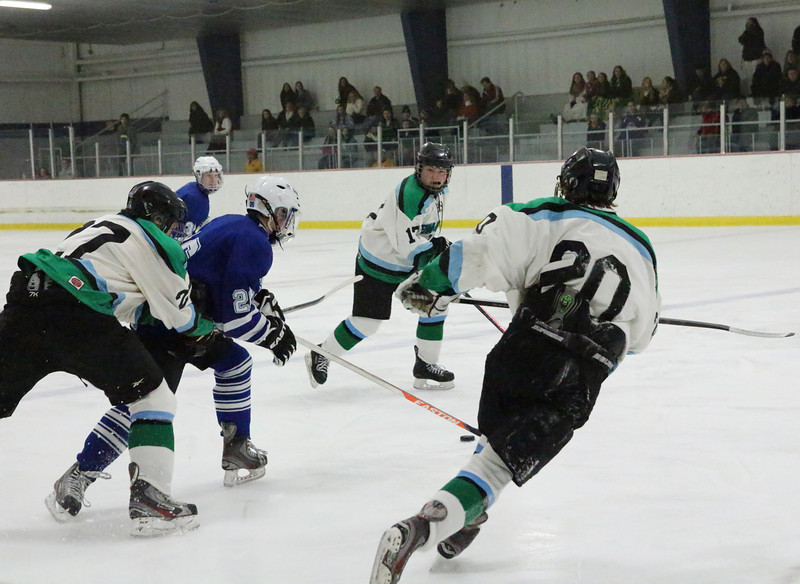 2nd period action 14