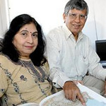 Vasant & Sudha Lakhani