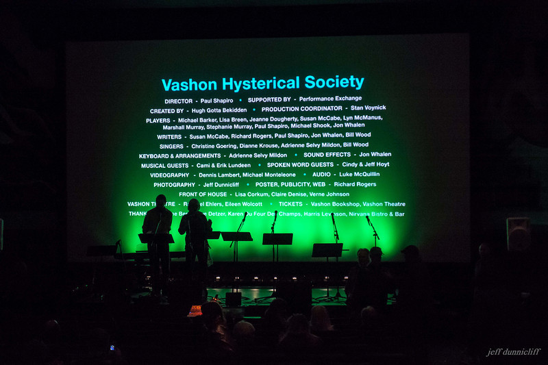 Vashon Hysterical Society 2013-10-20