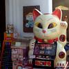 Hello kitty in Kurashiki, Japan in March 2015