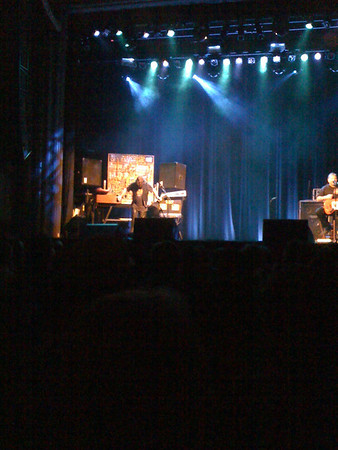 Vegas 2010//Greg Lake concert