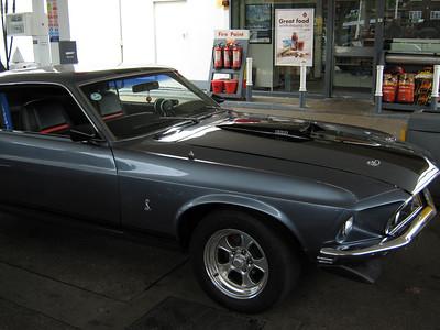2008 06 07 Mustang Cobra rebuild