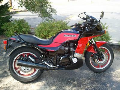 Kawasaki Turbo 750  (Taken at Noah's Ark in the Wisconsin Dells