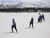 Ski training Roterud sports club, Lillehammer