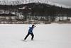 Ski skating
