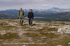 Walking in the Venabygdsfjell