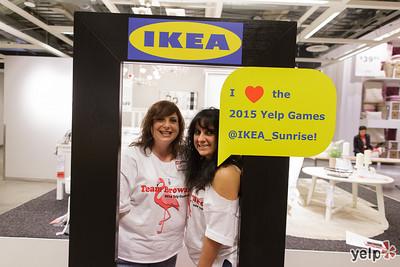 Yelp @ Ikea Broward Vs Palm Beach