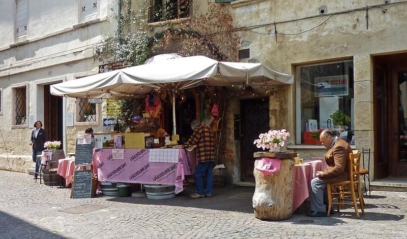 Street Cafe- Alsoso