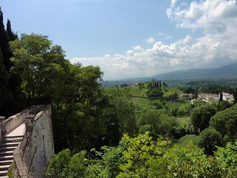 Asolo Scenic View