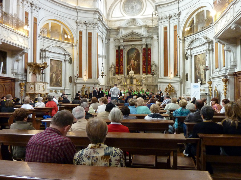 Concert in Church