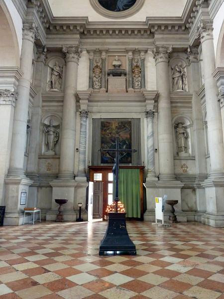 main Altar- maggiore church