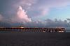 Sharkies Pier just after sunset. July 25, 2009