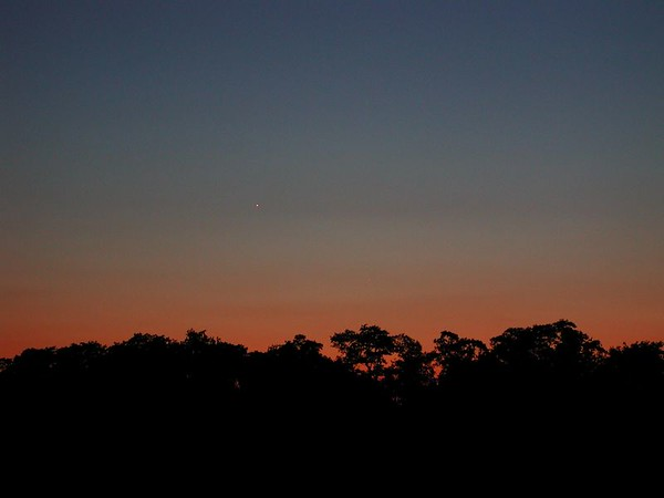 Venus & Mercury June 05