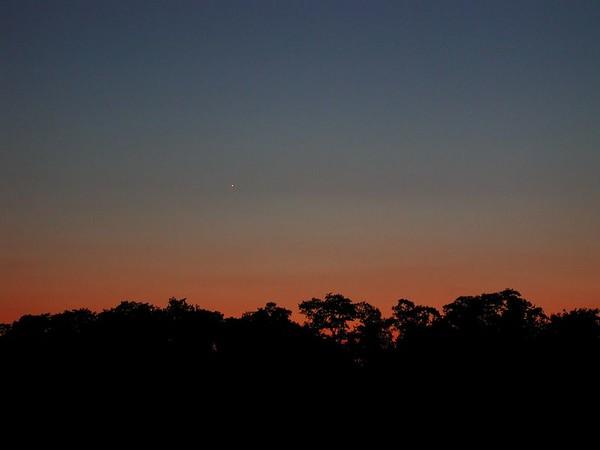 Venus & Mercury June 05
