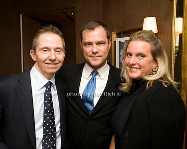 James F Haag, Richard Miner, Alison McCechin