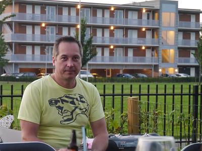 Verjaardag Marco 2012