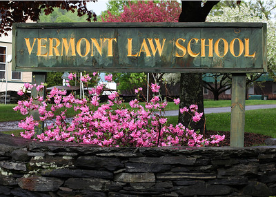 Vermont Law School 2011 graduation