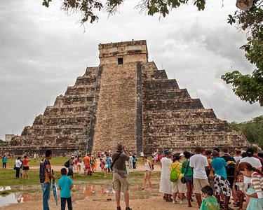 Viaje en Mexico, 2012