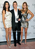 Adriana Lima, Robert Buckley, Doutzen Kroes