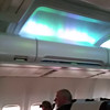 Iceland Air Aurora Borealis Cabin Lights