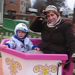 Mommy & Eli at Hatton Farm