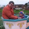 Daady & Nathan at Hatton Farm