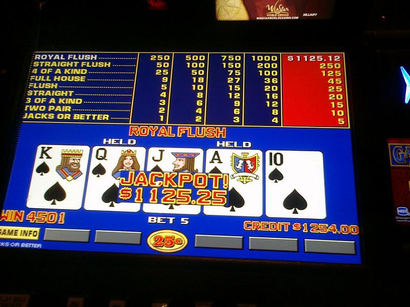 Hilliary<br /> Winstar World Casino - London Bar<br /> Saturday, October 10th, 2009
