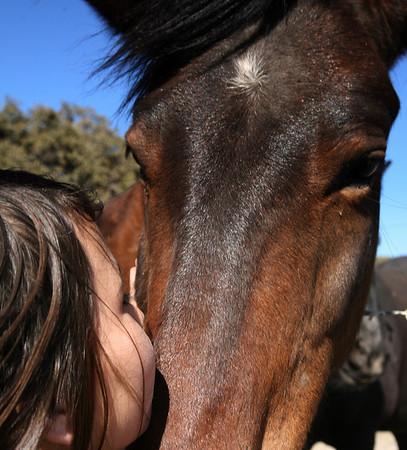 First Kiss Chey & Canon Rachael Waller Photography 2010
