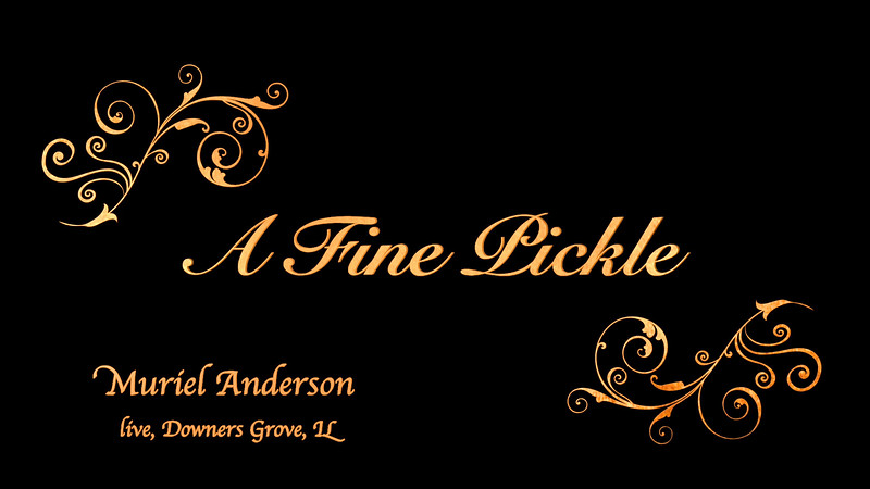 A Fine Pickle  (music written by Muriel Anderson)