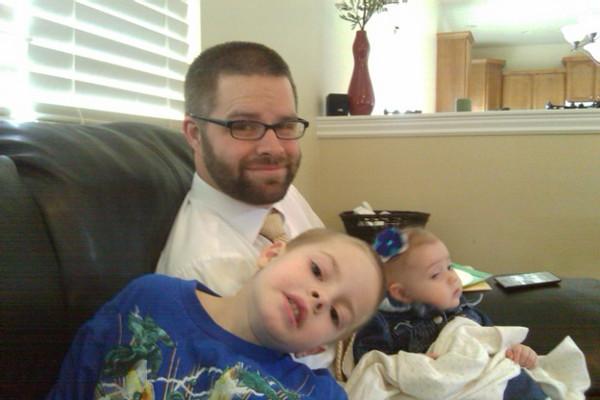Robby, Nathan, Caroline
