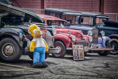 Lassoed Homer