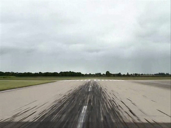 Lancaster flight