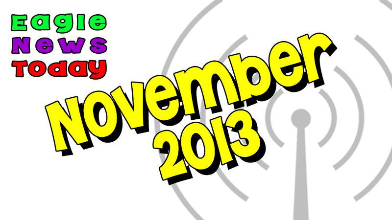 November 2013 - Eagle News Today!