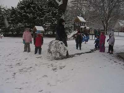 Pushing the snowball down the hill (with some added drama).