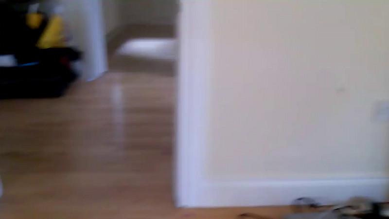 Nolan's final house walk-through Part One