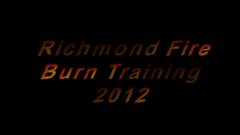 Richmond Fire Burn Training 8-show0