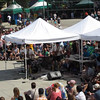 Bea Arthur's, Edmonton Street Performers, July 2011