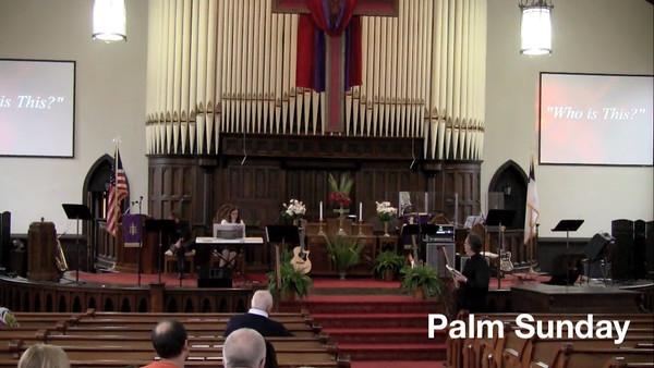 Palm Sunday - Large