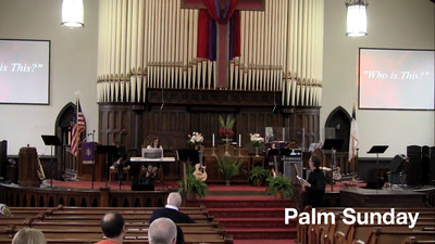 Palm Sunday - Large