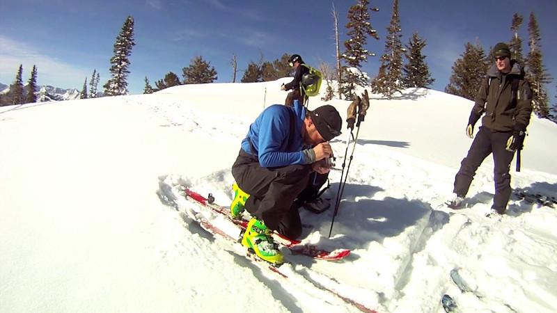Level 1 Avalanche Course<br /> Feb 2011<br /> Park City, UT
