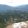 Last hike in Seattle. Rattlesnake Ledge, with JP. Early December, 2010