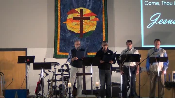 20191208 Offertory - Come Thou Long Expected Jesus
